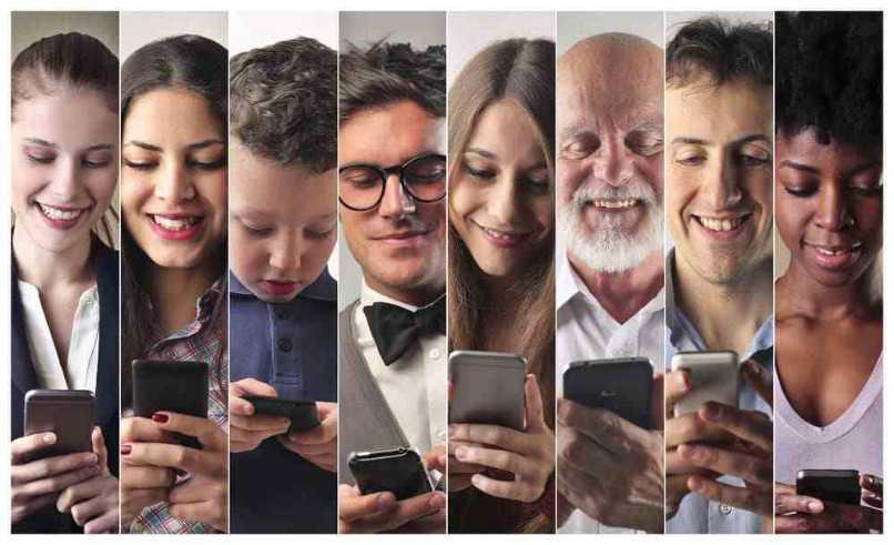 la adiccion al movil y a internet en todas las edades