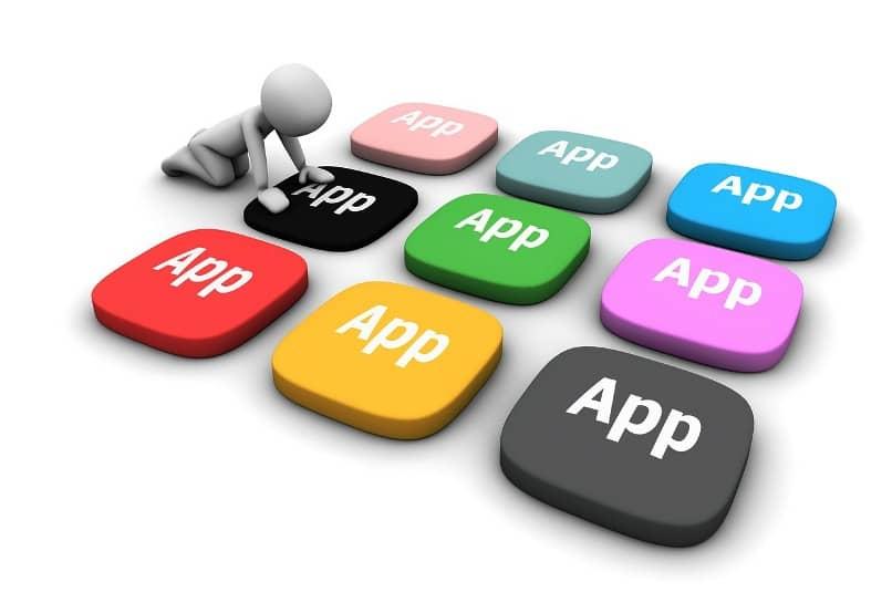 como compartir varias app via apk