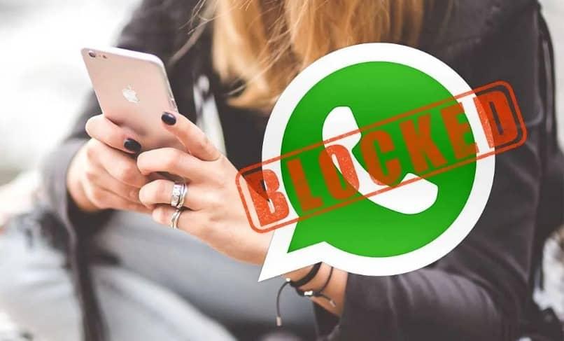 metodo para bloquear contacto de whatsapp