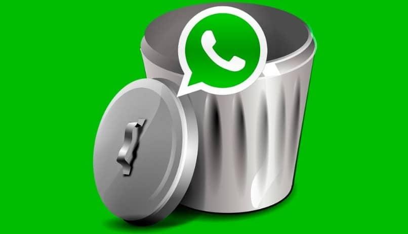como eliminar contactos de whatsapp