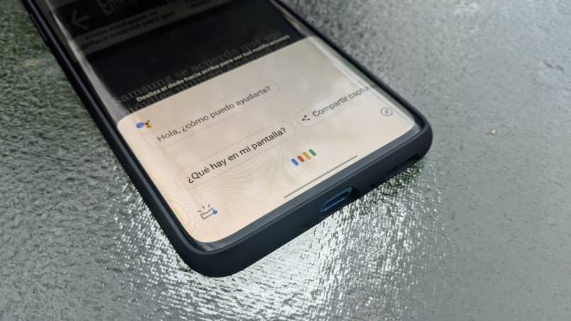 usar el asistente de google en mi movil sin internet