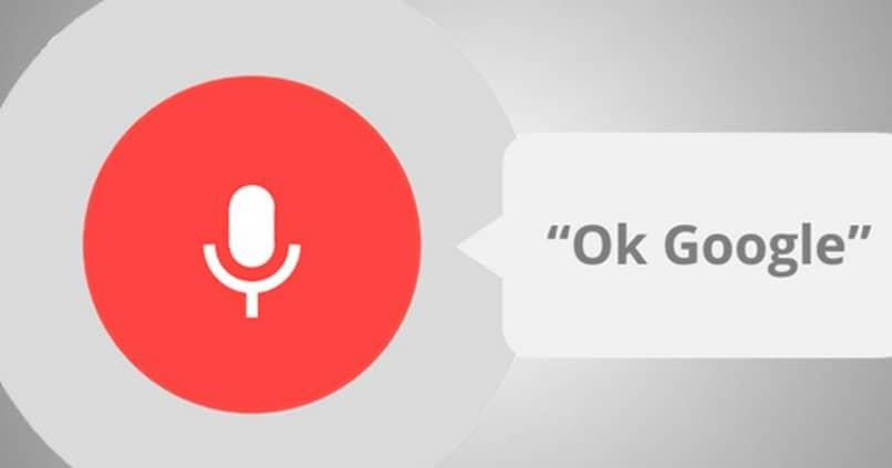 activar el comando ok google del asistente de google
