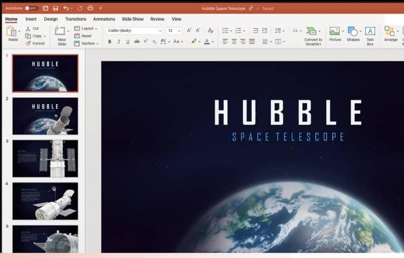 configurar presentacion de powerpoint para convertir a video