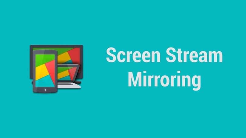 como utilizar el screen stream mirroring
