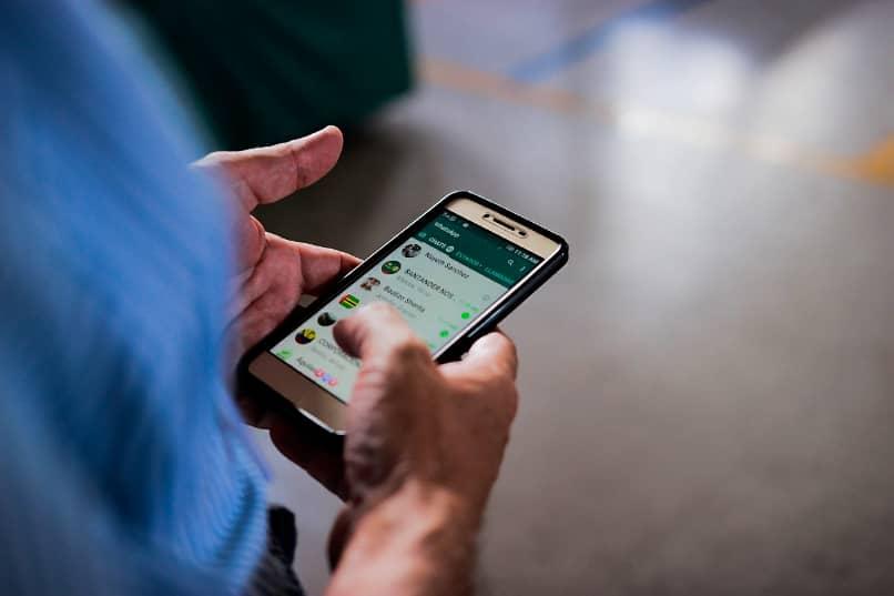 personalizar las conversaciones en whatsapp agregando gif